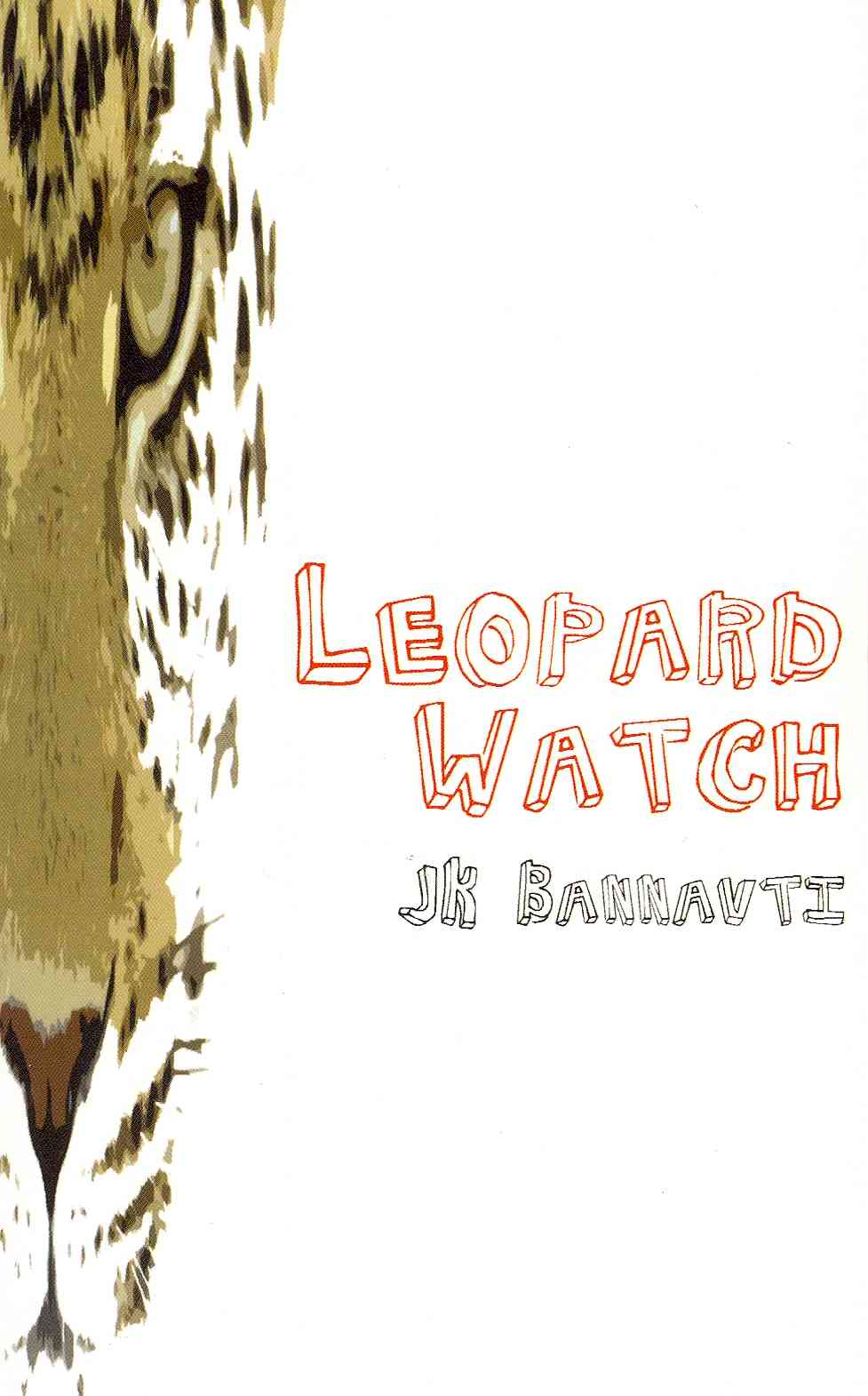 Leopard Watch By Bannavti, Jk